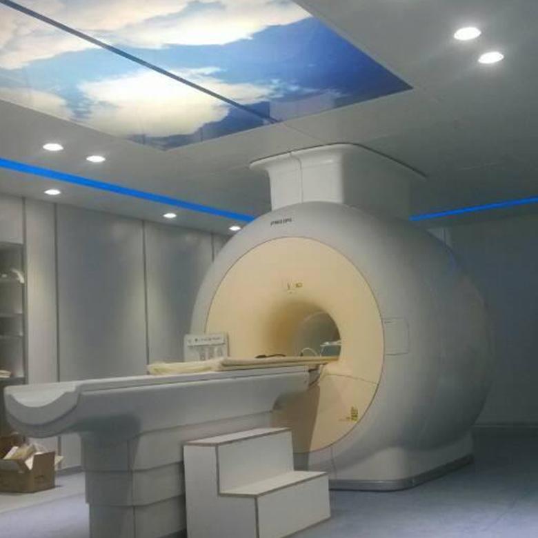 医院磁共振机房