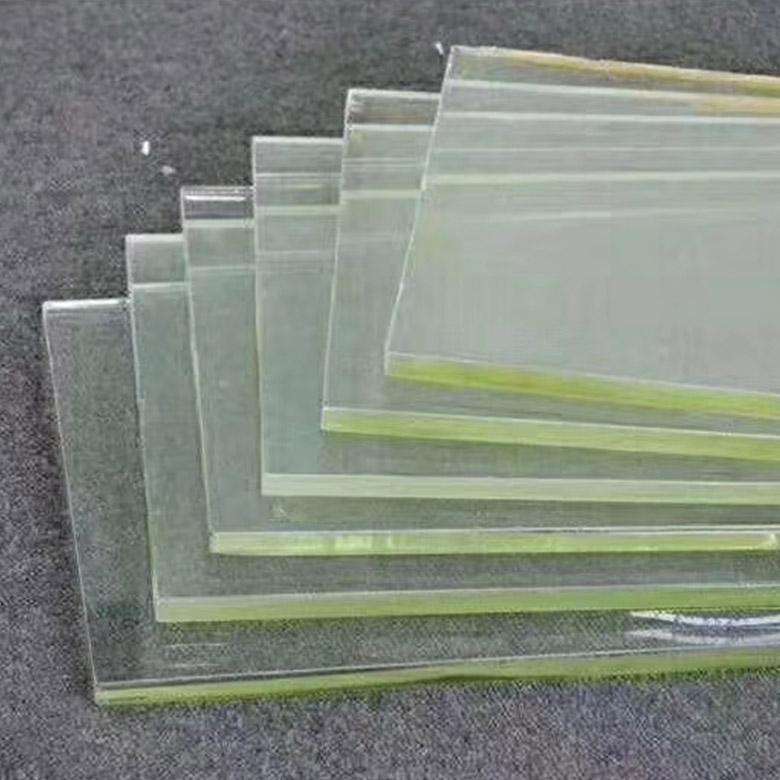 防射线铅玻璃
