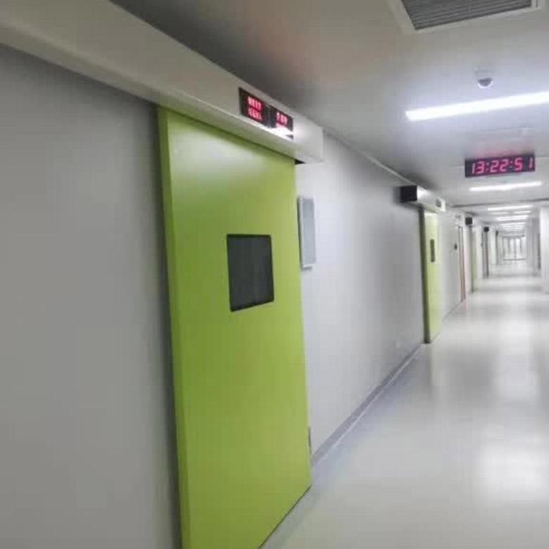 防辐射铅防护门
