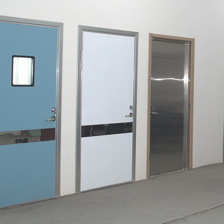铅板防护门