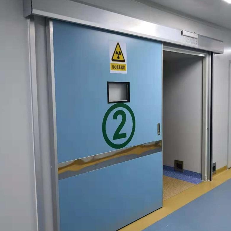 医用铅板门