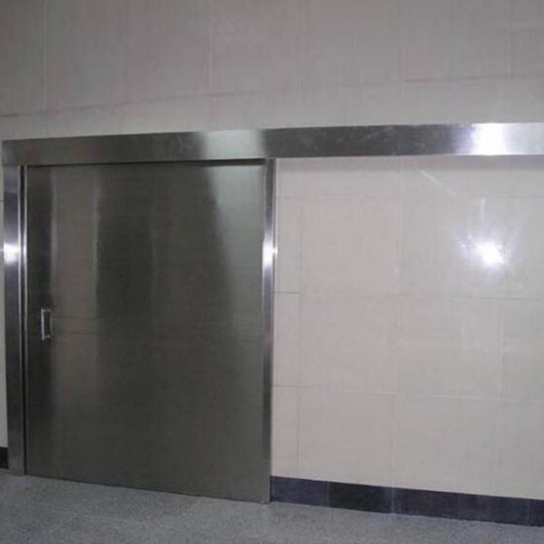 手动防护门