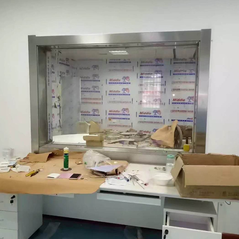 CT室铅玻璃