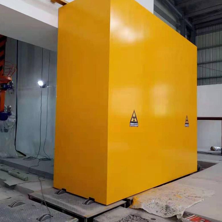 广东工业探伤防护门